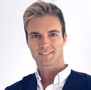 Headshot of Alex B Liberfield, TrendUp Now CEO