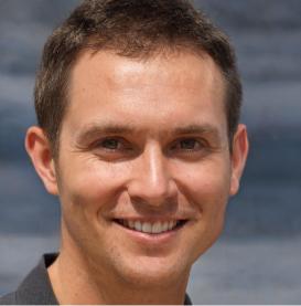Headshot of Rick Lohner, TrendUp Now Data Analyst