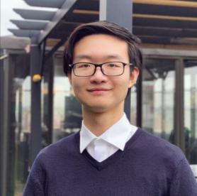 Headshot of Yong Hao, TrendUp Now Campus Ambassador